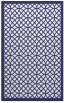 rug #356609 |  blue borders rug