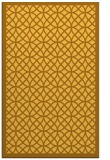rug #356633 |  light-orange borders rug