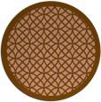 rug #356827 | round circles rug