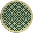 rug #356886 | round circles rug