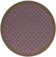 rug #356915 | round circles rug