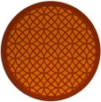rug #356928 | round circles rug
