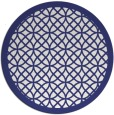 rug #356961   round white circles rug