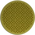 rug #357001 | round light-green circles rug