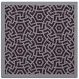rug #362901 | square purple rug