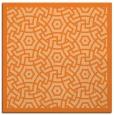 rug #362928 | square circles rug