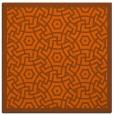 rug #362930 | square borders rug