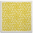 rug #362965 | square white borders rug