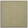 rug #362991 | square circles rug