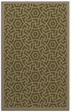 rug #363489 |  brown borders rug