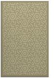 rug #363695 |  circles rug
