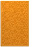 rug #363713 |  light-orange borders rug