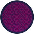 rug #363750 | round circles rug