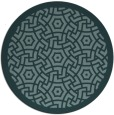 rug #363795 | round circles rug