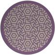 rug #363901 | round beige circles rug
