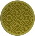 rug #364041 | round light-green circles rug