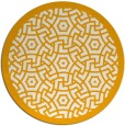rug #364058   round borders rug
