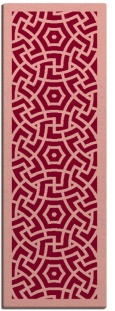 Spokes rug - product 364291