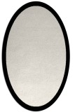 rug #370329 | oval plain white rug