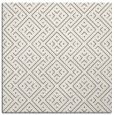 rug #371465 | square white traditional rug