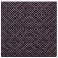 rug #371701   square purple traditional rug