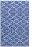 rug #372209 |  blue graphic rug