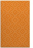 rug #372361 |  orange traditional rug