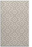 rug #372465 |  brown traditional rug