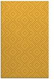 rug #372473    yellow traditional rug