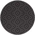 rug #372635 | round traditional rug