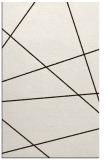 rug #374225 |  brown abstract rug