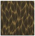 rug #376765 | square mid-brown natural rug