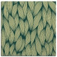 rug #376949 | square yellow rug