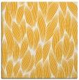 rug #377081 | square light-orange natural rug