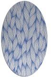 rug #377138 | oval natural rug