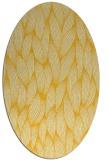 rug #377385   oval natural rug