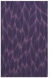 rug #377545 |  purple natural rug
