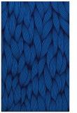 rug #377617 |  blue rug