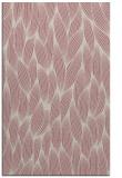 rug #377789 |  pink natural rug