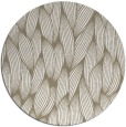 rug #377801 | round beige natural rug