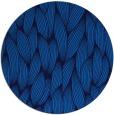 rug #377969   round blue rug
