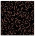 rug #378521 | square brown rug