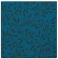 rug #378585 | square blue natural rug