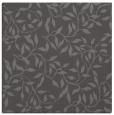 rug #378653 | square mid-brown rug