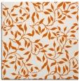 rug #378773   square red-orange natural rug