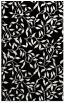 rug #379213 |  black natural rug