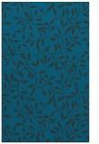 rug #379289 |  blue-green natural rug