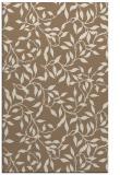 rug #379361 |  mid-brown natural rug
