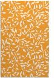 rug #379557 |  light-orange natural rug