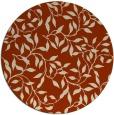 rug #379759 | round natural rug